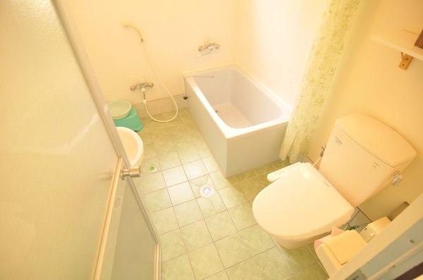 1Fのバスルーム