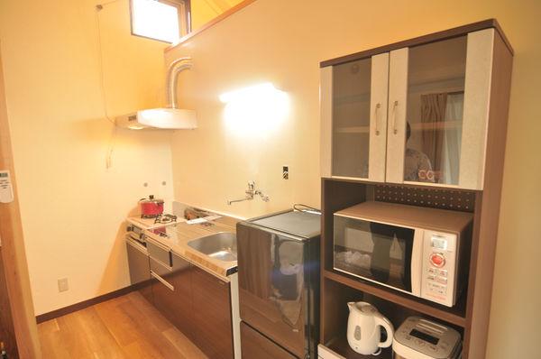 2Fのキッチン